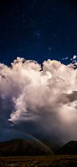 double moonbow (tmo-photo) Tags: moon night stars rainbow colorado fav20 fullmoon thunderstorm aspen fav30 doublerainbow moonbow fav10 starmesa