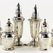 227. Group of Sterling Silver Salt & Pepper Shakers