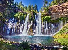 Burney Falls  DSC08315 (Ken Hornbrook - inspirationalphotoimages.com) Tags: california waterfalls