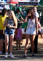 Teen fashion (Matthew Kenwrick) Tags: show bw colour fashion canon dance random bokeh candid australia teen queensland cairns demonstrations eos40d cairnsroyalshow