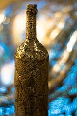 fake bronze bottle (loetoeng) Tags: art bronze canon indonesia 50mm jakarta 60d contemporer