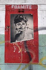 Struggle Buggy (Snake Oil Magazine) Tags: ohio streetart photography graffiti cleveland tags vandalism writer spraypaint graff aerosolart gargantuen