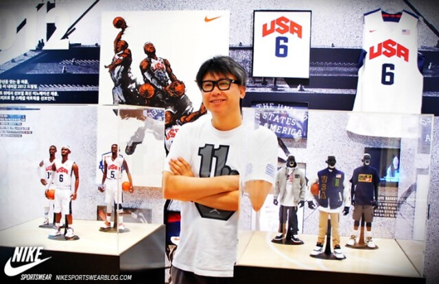 Nike X Coolrain RELIVE THE DREAM 展覽