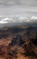 Ethiopia plane window view (mariusz kluzniak) Tags: africa portrait mountains bird window clouds plane table landscape view sony rocky dry east ethiopia alpha 77 a77 simien the4elements