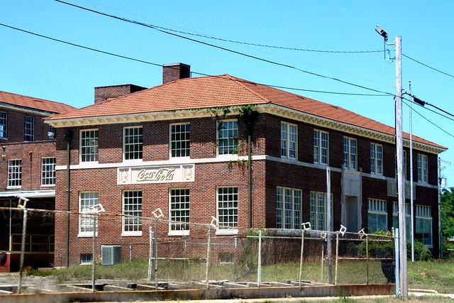 Abandoned Coca-Cola Bottling Plant - Pensacola, FL