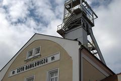 Entrance Wieliczka Salt Mine