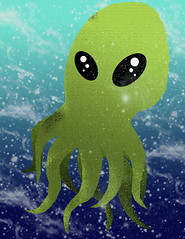 Cthulhu (Owl by Night) Tags: cthulhu hplovecraft