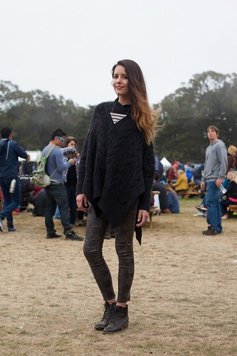Outside Lands Street Style