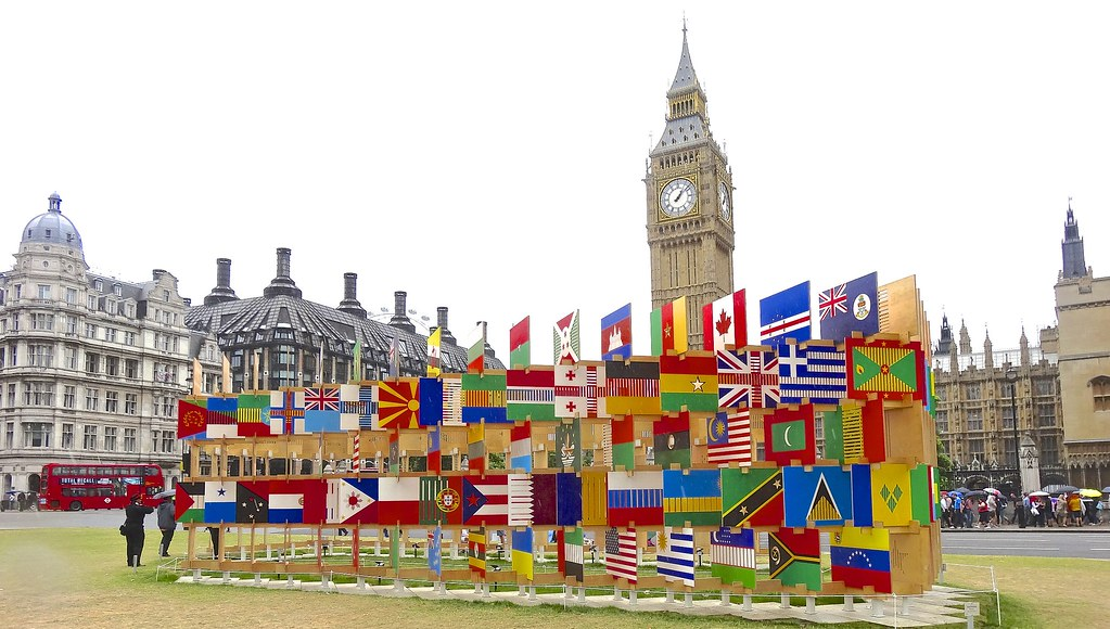 Image result for world flags london