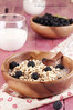 "porridge with blackberry • <a style=""font-size:0.8em;"" href=""http://www.flickr.com/photos/69157368@N02/7837157996/"" target=""_blank"">View on Flickr</a>"