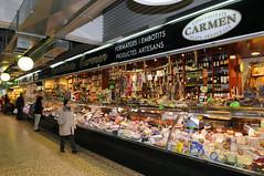 Mercat de La Marina (Mercats de Barcelona) Tags: barcelona mercat mercats lamarina immb