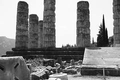 Delphi (Δελφοί) Greece, Aug 2012. 05-154 (megumi_manzaki) Tags: archaeology greek ancient delphi greece worldheritage delphoi