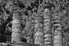 Delphi (Δελφοί) Greece, Aug 2012. 05-142 (megumi_manzaki) Tags: archaeology greek ancient delphi greece worldheritage delphoi