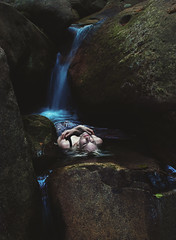 Nature's Cradle (Kindra Nikole) Tags: love nature water rock breathe float comfort nurture cradle solace