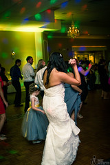 Dancing Queen (M-M_Photo) Tags: wedding woman white sexy love colors girl female canon hair eos lights groom bride oak pretty dress dancing connecticut 28mm ct marriage grand reception 7d villa waterville 28 18 watertown 1755 100mml christinacarminewedding