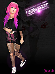 Fashion Voodoo Look #4 (F oㄨㄨㄨ) Tags: lamb asylum gok endless essences blowpop superbia endlesspain razorbladejacket fv2012 fashionvoodoo