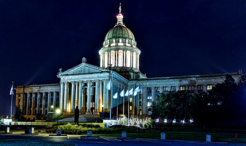 Oklahoma State Capitol in HDR by katsrcool (Kool Cats Photography) 1,000,000 + View, on Flickr