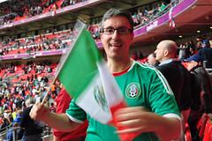 2012 - Football:  MEX v JPN (77) (cooldogphotos) Tags: uk london olympics wembleystadium london2012 2012olympics summerolympics juancarlosfernndez