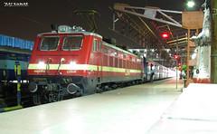 Gaya-dhanbad ICE (Raj Kumar (The Rail Enthusiast)) Tags: night canon track slow shot indian 4 rail loco shutter gaya express railways conventional raj intercity kumar dhanbad 22906 mughalsarai sx30is