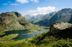 Lakes (ionelpop) Tags: chamrousse montagne mountains lake robert