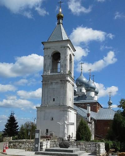#openmoscow #summer #village  Путешествие по родному краю. Софьино.  4 июля 1770 года в селе было завершено строительство храма во имя великомученика Никиты {из Википедии}. #mskoblast #nature #openair