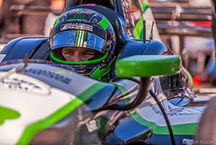 Waiting to Qualify (Mitch Ridder Photography) Tags: arizona phoenixinternationalraceway pir indycar indycarseries conordaly driver racecardriver indycardriverconordaly waitingtoqualify