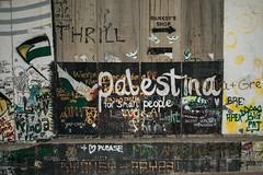 Palestina for smart people (stefanos-) Tags: travelling backpacking palestine holyland christianity wall graffiti nazareth jesus bethlehem westbank