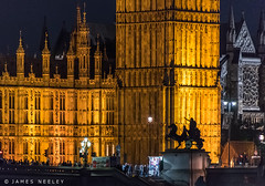 Victoria Embankment (James Neeley) Tags: london westminster victoriaembankment boudiccanrebellionstatue parliament jamesneeley