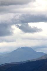 Head in the clouds - Ben Lomond (themadbirdlady) Tags: benlomond trossachs stirling clouds landscape