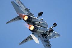 Mikoyan Gurevich MiG-29 A Fulcrum | Polish Air Force (f1_mirage) Tags: mikoyan gurevich mig29 a fulcrum polish air force 105 loxz zeltweg airpower airshow 2016 austria