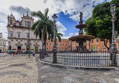 Centro Histrico de Salvador (e.w. cordon) Tags: brazil city historical history salvador bahia travel ewcordon cidadealta plaza pelourinho afrobrazilian southamerica