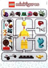 Series 6 (Pasq67) Tags: lego minifigs minifig minifigure minifigures afol toy toys flickr pasq67 series6 2012