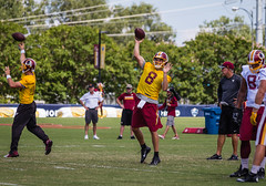 It's that time of year (Mobilus In Mobili) Tags: rca redskins richmond virginia football trainingcamp