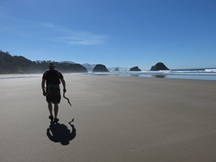 a beach morning to remember (carolyn_in_oregon) Tags: oregon pacificocean ecolastatepark coast crescentbeach al allie jacob