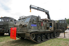 T.J. Neate Copyrighted Photograph (Neatescale) Tags: reme recovery rrv m270 repairrecoveryvehicle m270rrv britisharmy