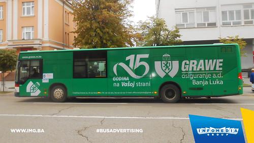 Info Media Group - Grawe osiguranje, BUS Outdoor Advertising, Banja Luka 09-2016 (1)