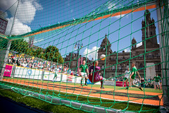 Homeless World Cup 2016 (Homeless World Cup Official) Tags: hwc2016 homelessworldcup aballcanchangetheworld thisgameisreal streetsoccer glasgow soccer ireland northernireland action scotland