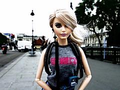 My trip to Paris (imida73) Tags: barbie andy warhol campbells soup alias edie sedgwick