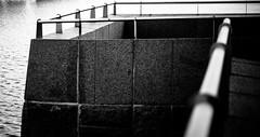 Point of View (Jori Samonen) Tags: concrete stone wall waterfront railing water sea kalasatama helsinki finland nikon d3200 350 mm f18 nikond3200 350mmf18