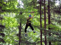 P8234089e (topzdk) Tags: treeclimbing summer 2016 czechrepublic ski slope lanovy park