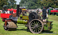 IMGL6316_Shrewsbury Steam Rally 2016 (GRAHAM CHRIMES) Tags: shrewsburysteamrally2016 shrewsbury shrewsburyrally 2016 onslowpark steamrally steamfair showground steamengine traction transport tractionengine tractionenginerally heritage historic vintage vehicle vehicles vintagevehiclerally vintageshow photography photos preservation photo classic rally restoration engine engineering salop avelingporter roadroller achilles 10072 1922 ya3783