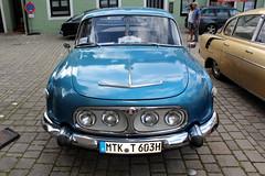 Tatra 603 type II (Davydutchy) Tags: tatra register deutschland trd jahrestreffen annual rally ausfahrt classic car ride beilngries bayern bavaria beieren duitsland germany