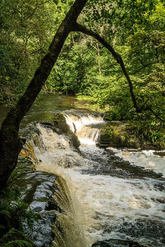 Pontneddfechan Waterfalls