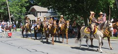 Mounted Police - Monroe County Sheriffs (Hear and Their) Tags: good old days parade richmond michigan heroes honouring honoring police mounted horse equestrian