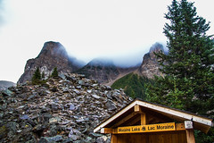 (melodramababs) Tags: morainelake banffnationalpark nature wilderness