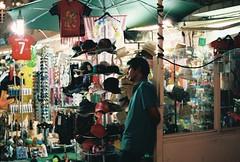 Knock off (Goodrum2001) Tags: om2 olympusom2 zuiko50mm fujisuperia film portugal albufeira holiday candid street streetphotography
