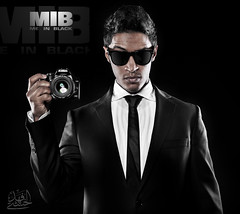 ME IN BLACK (Fahad al-Khashti) Tags: