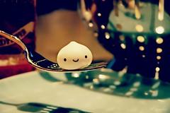 Tasty (Strawberry♥Cuteness) Tags: japanese kawaii onsen kun dumpling manju kawaiishopjapan