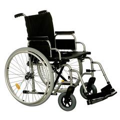 Χειροκίνητο αναπηρικό αμαξίδιο Invacare Atlas Lite
