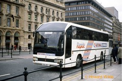 Crosville Wales CDC2 (E612 AEY) (SelmerOrSelnec) Tags: manchester nationalexpress duple crosvillewales duple425 e612aey
